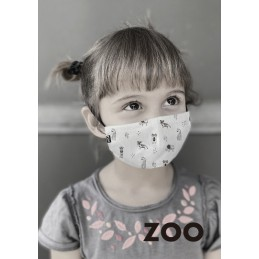 Mascarilla zoo